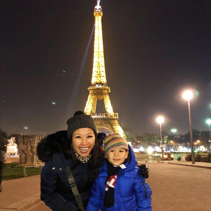 J'aime Beaucoup Paris!