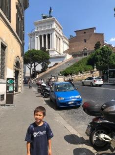Piazza del Campodiglio